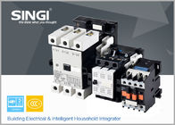DC / AC Magnetic Contactor , 9A - 115A 3P 4P Electrical Magnetic Contactor for sale